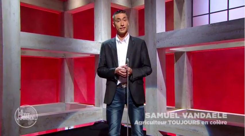 Samuel, Face Cam Canal Plus