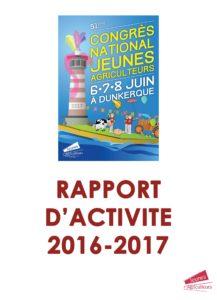 Rapport d'activité 2017