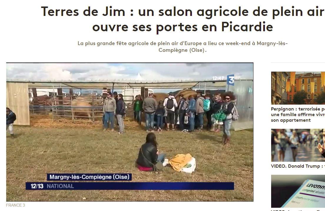France 3 Natio 12/13 TDJ