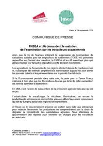 20180924_CP FNSEA JA_mobilisation TODE