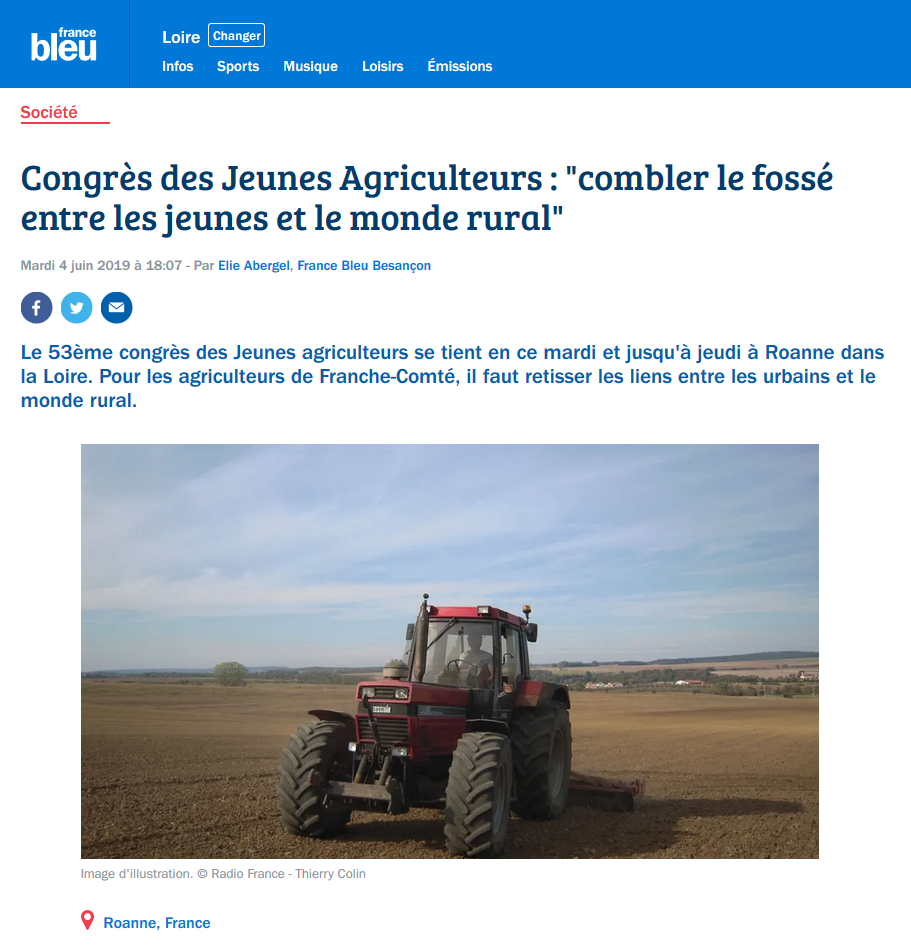 Congrès – France bleu
